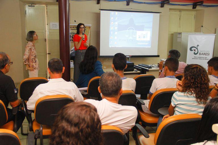 No evento foi exibido o filme Filha da ìndia, da cineasta Leslee Udwin, que trata do estupro coletivo e posterior morte da jovem indiana, estudante de medicina, em 2012