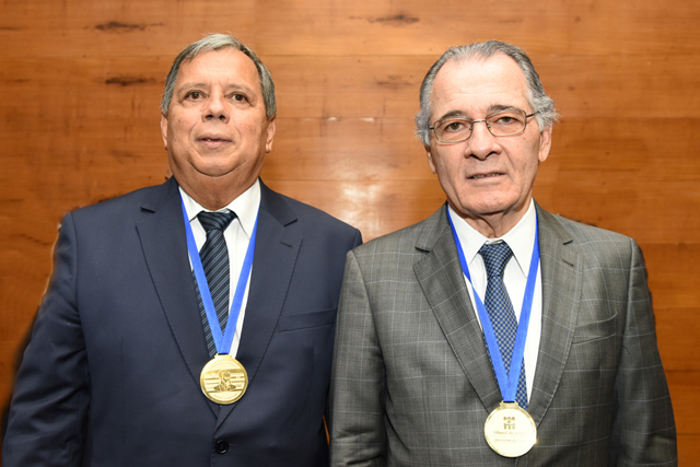 Presidentes do TRE-PE e do TJPE