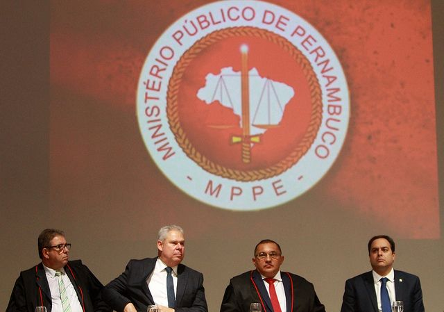 Magistrados do TJPE prestigiam posse no MPPE